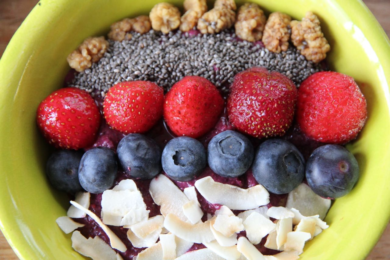 Acai Smoothiebowl Labsal 9