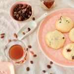 Shirini Keshmeshi - Persian Raisin Cookies