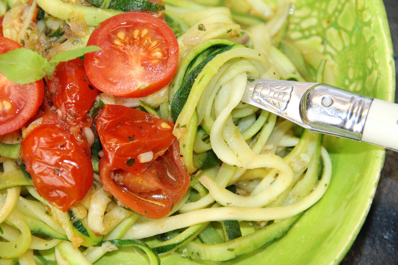 Zoodles Aglio e Olio Labsal 2