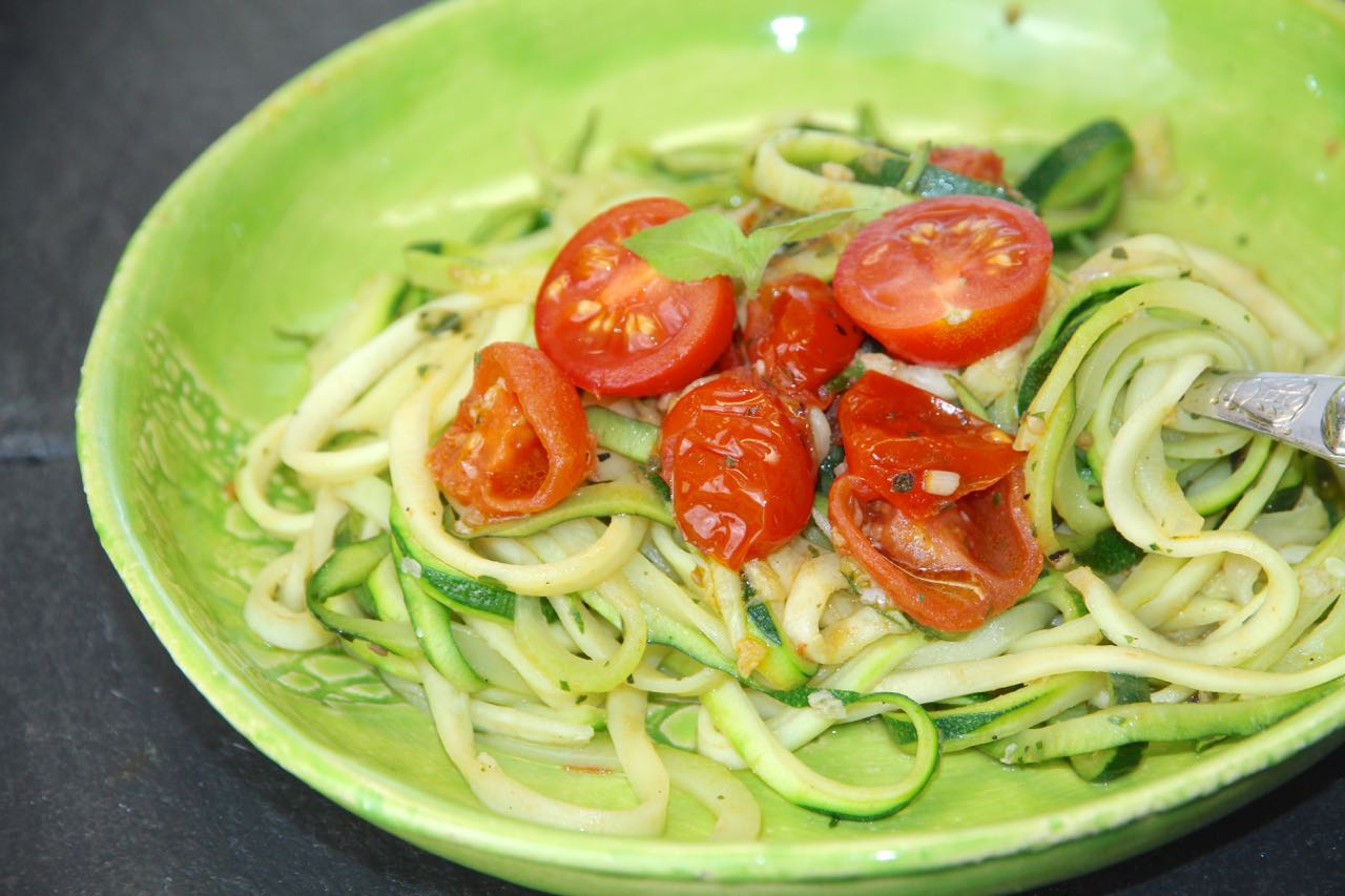Zoodles Aglio e Olio Labsal 3