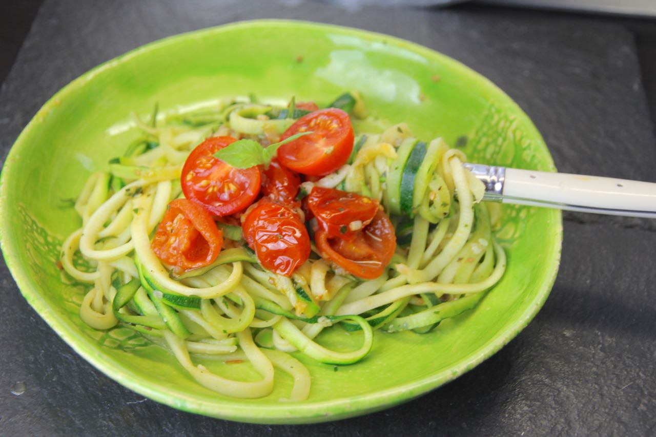 Zoodles Aglio e Olio Labsal 5