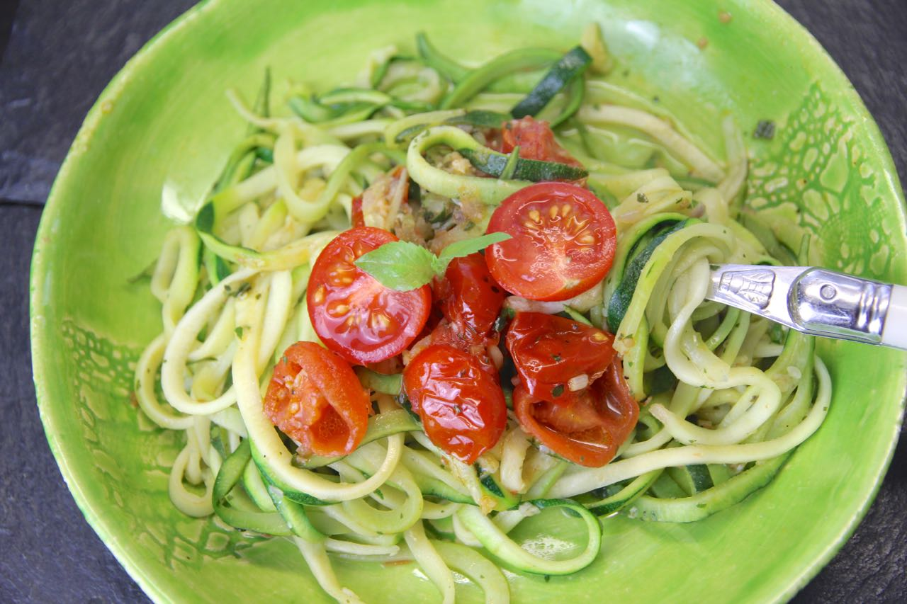 Zoodles Aglio e Olio Labsal 6