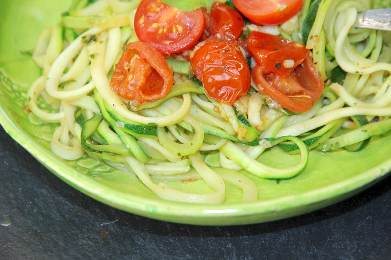 Zoodles Aglio e Olio Labsal 8