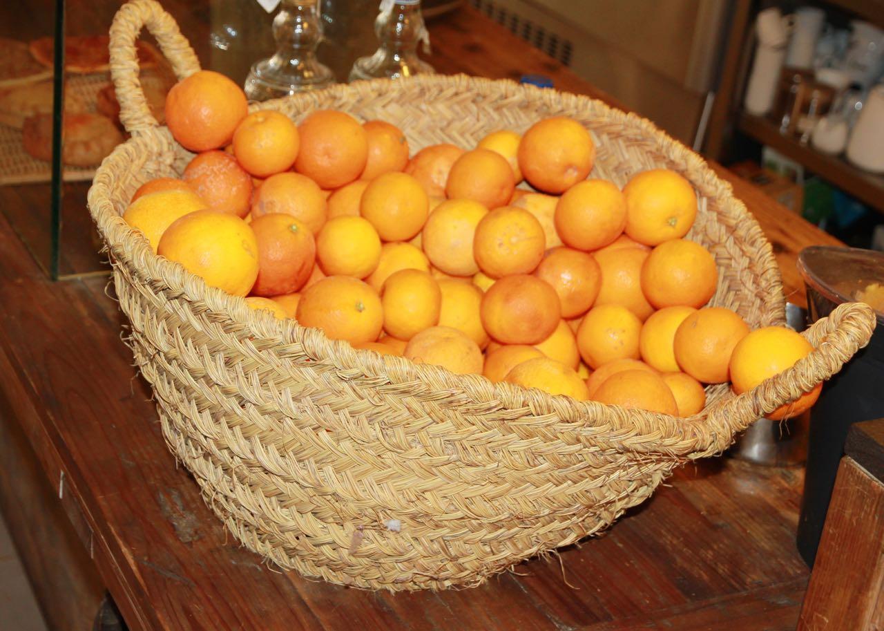 Mallorca Orangen Labsal