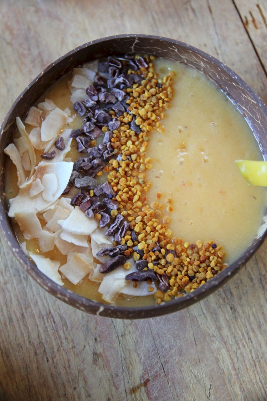 Exotic Smoothie Bowl Labsalliebe