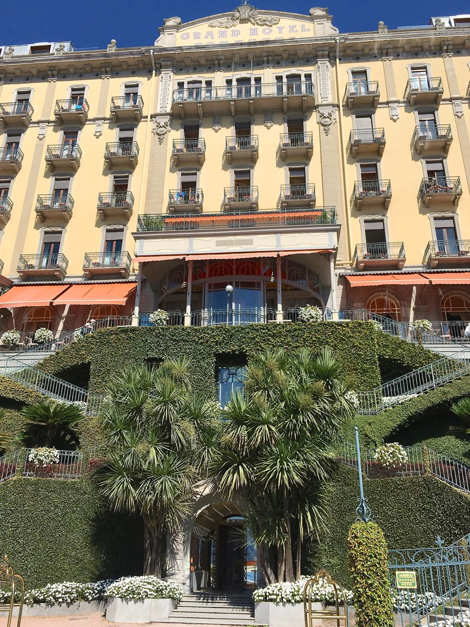 Grand Hotel Tremezzo am Comer See Labsalliebe