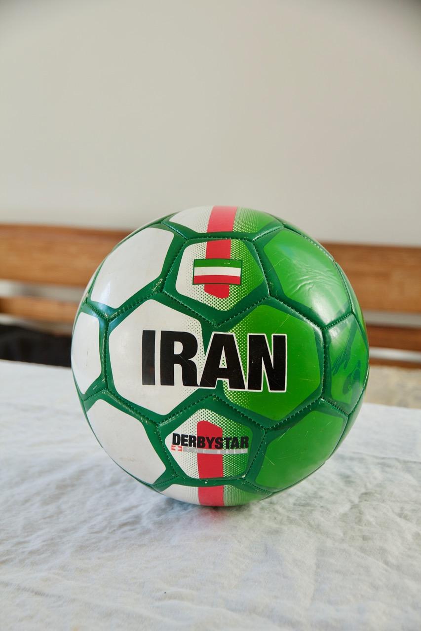 Panir Hendevaneh- Persische Wassermelonen-Feta-Spieße als Snack für die WM-Party