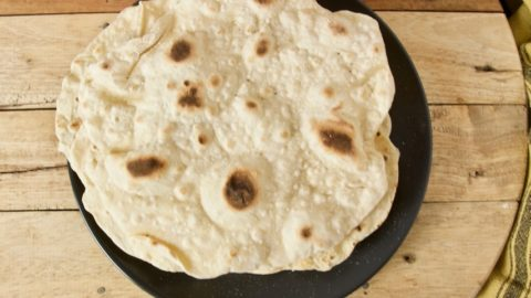 Traditionelles persisches Lavash Brot
